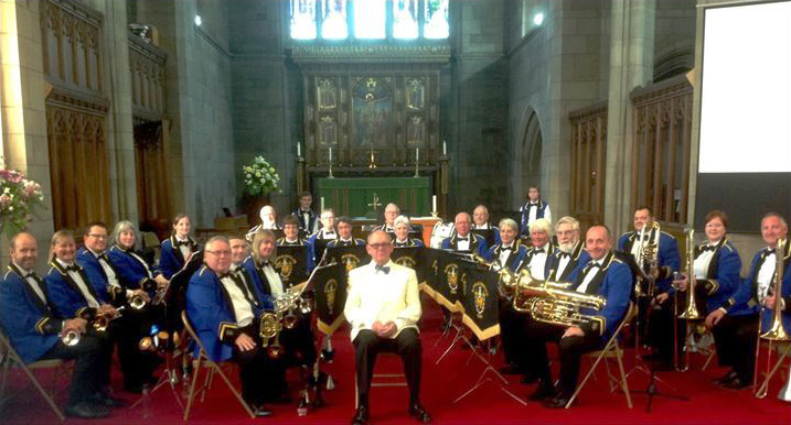 Clifton & Lightcliffe Band 2018